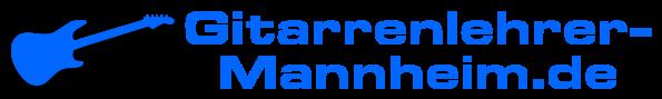 Gitarrenunterricht Gitarrenlehrer Mannheim Logo