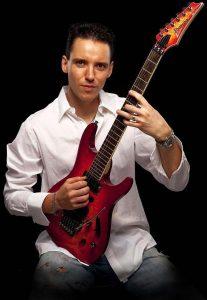 Gitarrenlehrer Helmut Scholz, Gitarrenunterricht in Mannheim